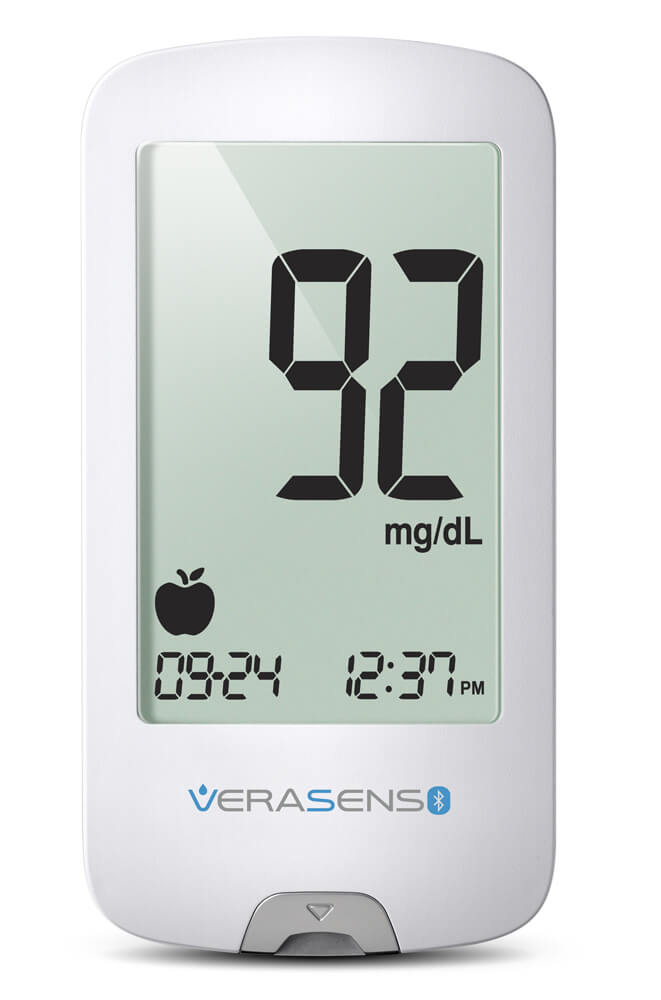VeraSens® Bluetooth Blood Glucose Monitoring System